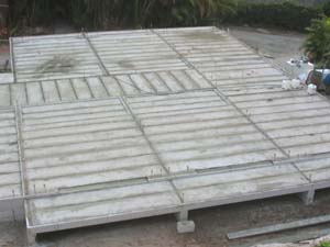 Supercrete Structural Floor Panel System Diagram